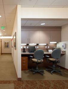 Cheshire Medical Center Interior