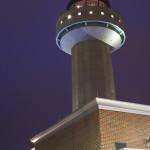 FAA Air Traffic Control Tower Exterior