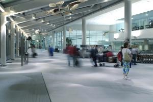 Manchester Airport Interior