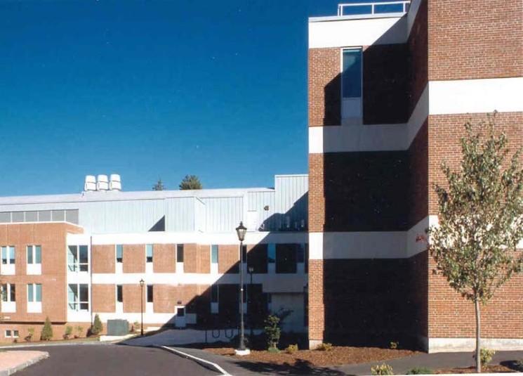 PSU Boyd Science Center Exterior