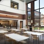 Rivier Regina Library Cafe