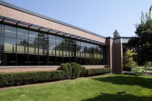 Rivier Regina Library Exterior