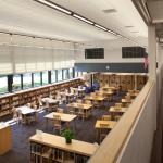 Rivier Regina Library Interior
