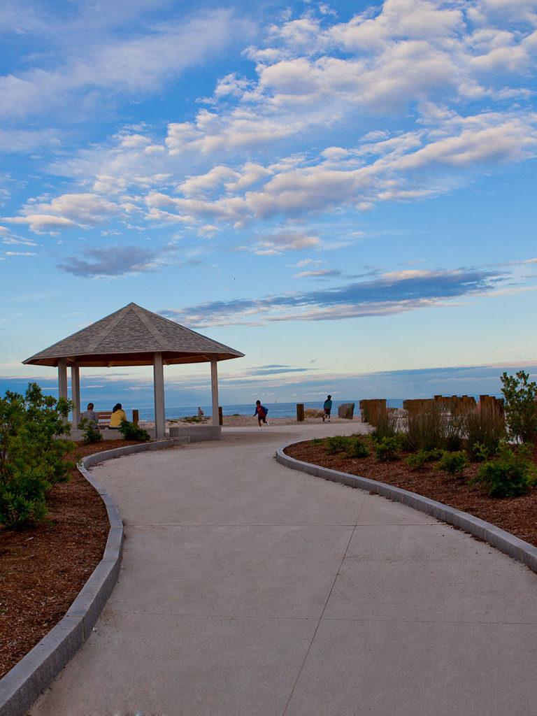 Hampton Beach Redevelopment Project: Design And Construction