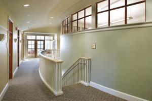 University of New Hampshire Randall Hall Housing Second Floor