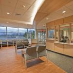 St Joseph Emergency Room Renovation Waiting Area