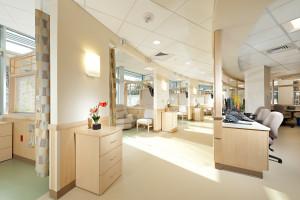 Dartmouth Hitchcock Nashua Emergency Room Exam Rooms