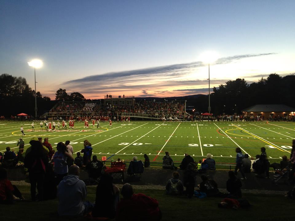 Laconia High School Football Field