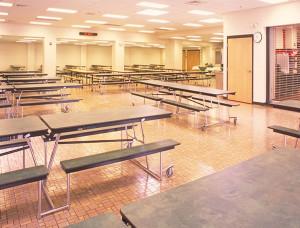 Bishop Guertin High School Cafeteria