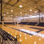 Sanborn Regional HS Gym