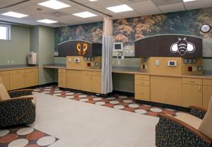 Wentworth Douglass Hospital Exam Room