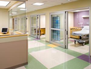 CMC Emergency Department Rooms