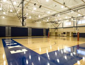 Exeter High School Gymnasium