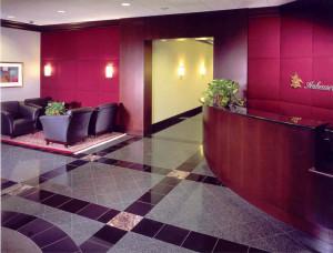 Anheuser Busch Interior Lobby