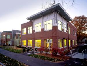 UNH School of Law Franklin Pierce Law Center Exterior